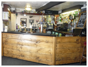 Crown Inn Hotel Refurbished Bar Image