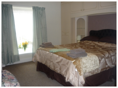 Double Bedroom at The Crown Inn Hotel Image